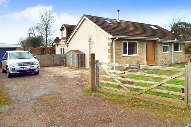 Thumbnail Detached bungalow for sale in Marshwood, Bridport