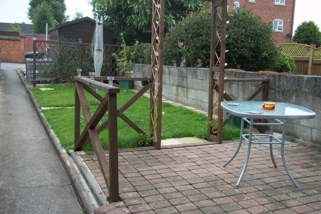 Thumbnail 3 bed terraced house to rent in Burton Terrace, Uttoxeter
