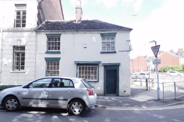 Thumbnail Office for sale in Merrial Street, Newcastle, Staffordshire