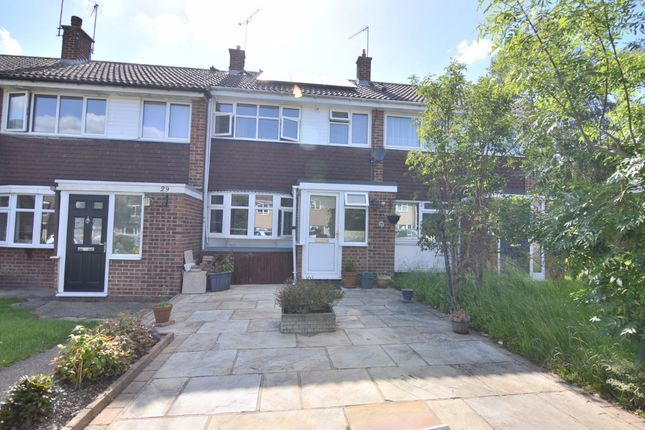 Thumbnail Terraced house for sale in Magnolia Way, Pilgrims Hatch, Brentwood