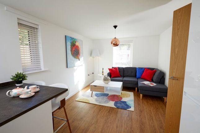 Thumbnail Flat to rent in Cross Heath Grove, Leeds
