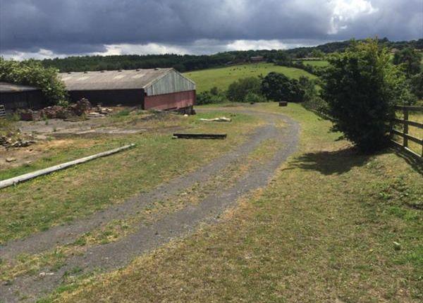 Thumbnail Land for sale in Maythorne Farm, Scholebrook Lane, Tong, Bradford