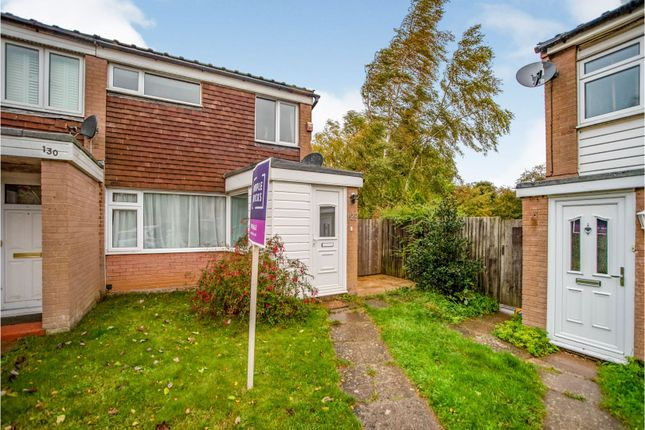 4 bed end terrace house for sale in Highview, Vigo, Gravesend DA13