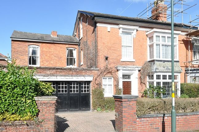 Thumbnail Semi-detached house for sale in Oakfield Road, Selly Park, Birmingham