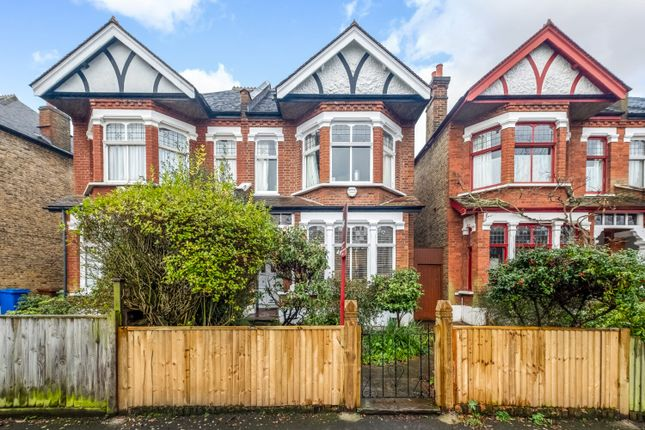 Thumbnail Semi-detached house to rent in Woodwarde Road, Dulwich