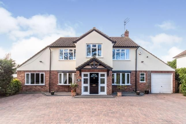 Front of Claygate, Esher, Surrey KT10