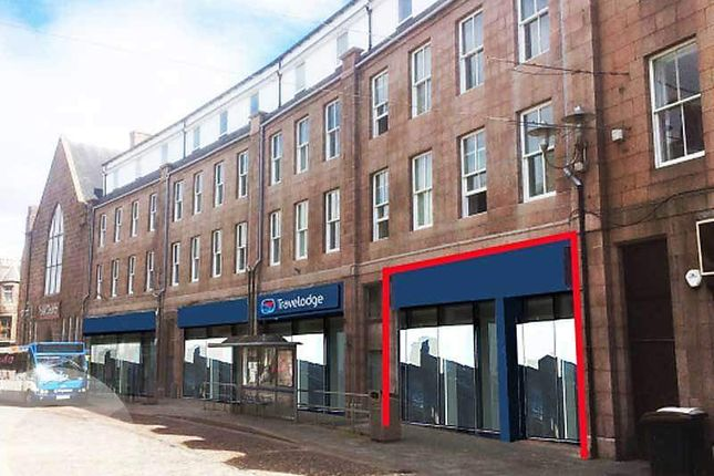 Thumbnail Retail premises to let in Chapel Street, Peterhead