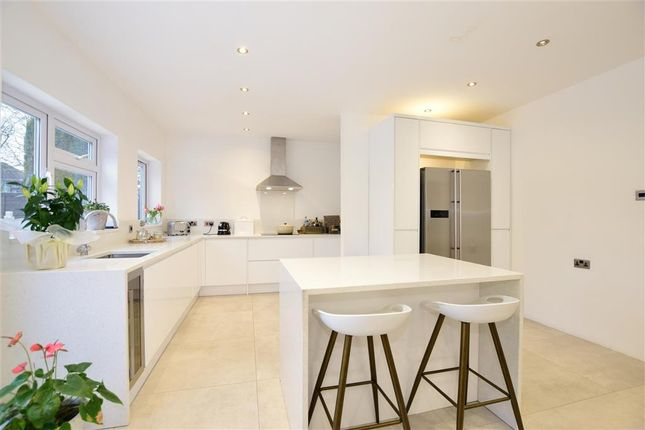 Thumbnail Detached bungalow for sale in Whitehall Road, Woodford Green, Essex