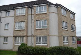 Thumbnail Flat for sale in Scott Place, Bellshill, Lanarkshire