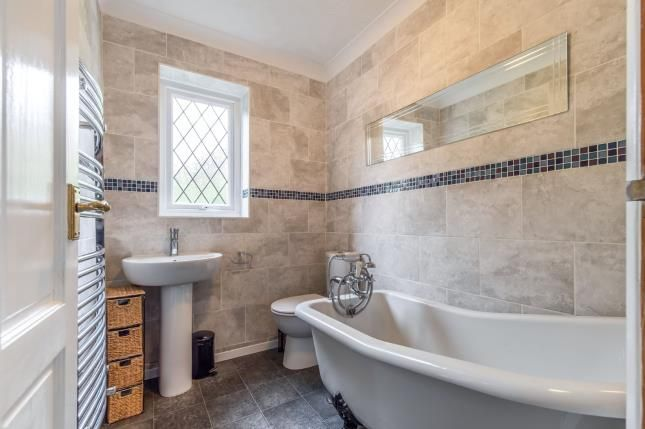 Bathroom of Hill Court, Chattenden, Rochester, Kent ME3