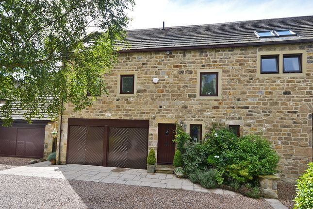 Thumbnail Link-detached house for sale in Mill Farm Drive, Newmillerdam, Wakefield