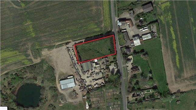 Thumbnail Land for sale in Land North West Of Montpelier Villa, Blasford Hill, Little Waltham, Chelmsford, Essex