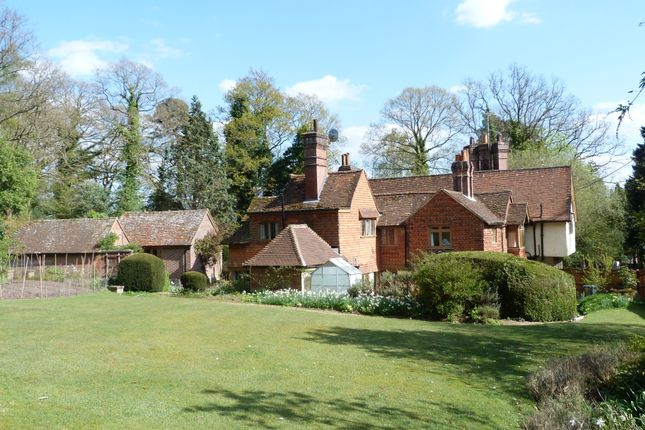 6 bed detached house for sale in Petworth Road, Wormley, Nr Godalming