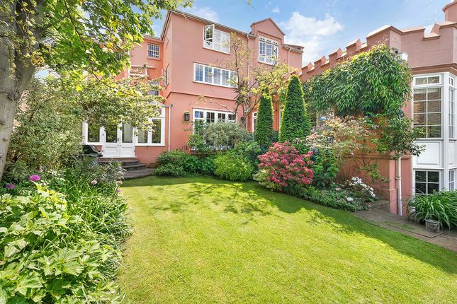 Thumbnail Semi-detached house for sale in Hillsleigh Road, Kensington, London
