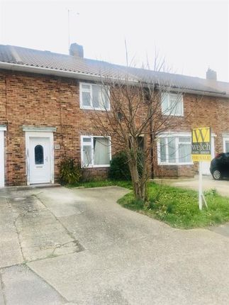 Thumbnail Terraced house for sale in Melville Way, Worthing, West Sussex