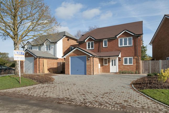 Thumbnail Detached house for sale in Roxlea, Kenward Road, Yalding