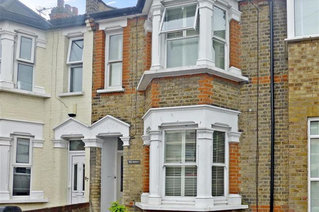 Thumbnail Terraced house for sale in Prospect Road, Woodford Green, Essex