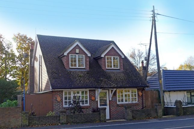 Thumbnail Detached house for sale in Henfield Road, Albourne, West Sussex