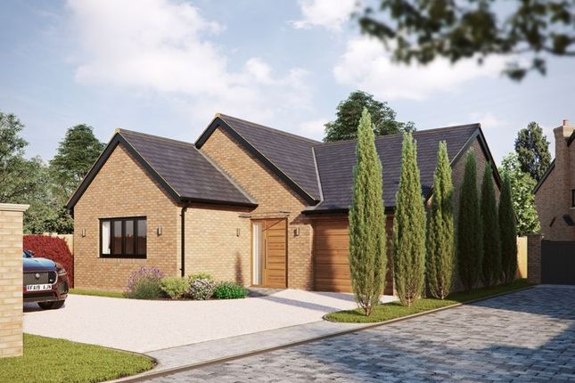 Thumbnail Bungalow for sale in The Mynd, Norton In Hales, Market Drayton