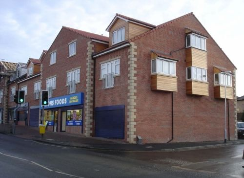 Thumbnail Flat to rent in Hunters Court, Hunters Way, Halton