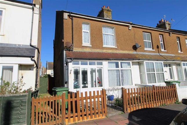 Thumbnail End terrace house for sale in Cliftonville Road, St Leonards-On-Sea, East Sussex