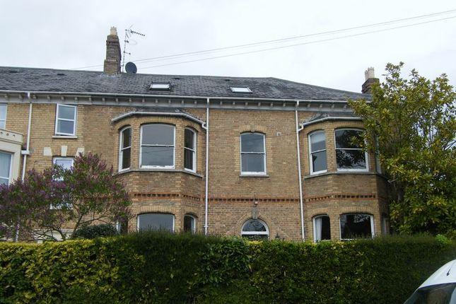Thumbnail Flat to rent in Flat 3, 6 Richmond Road, Taunton