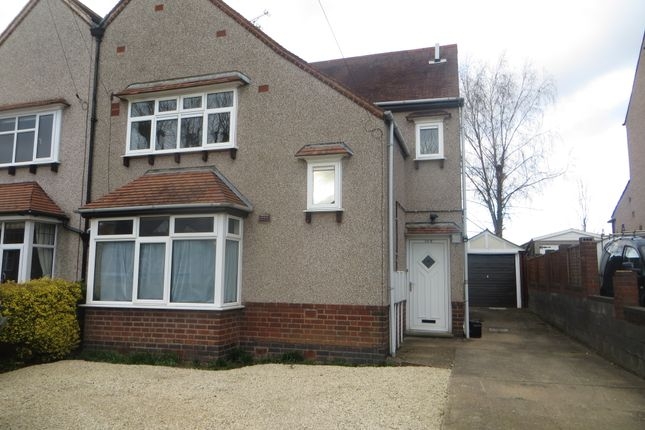 Flat to rent in Rochester Road, Earlsdon, Coventry