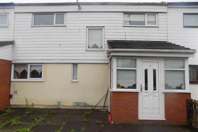 Thumbnail Terraced house to rent in Conway Close, Kirkby, Liverpool