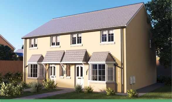 Thumbnail Semi-detached house for sale in Parc Aberaman, Aberaman, Aberdare