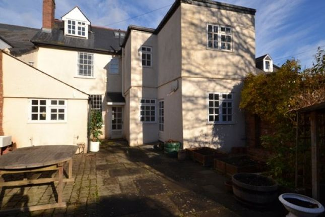 Thumbnail Terraced house to rent in Fore Street, Exeter