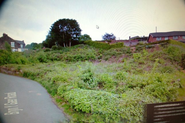 Thumbnail Land for sale in Bryn Y Gaer Road, Pentre Broughton, Wrexham
