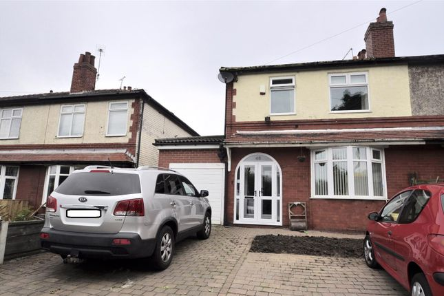 Thumbnail Semi-detached house for sale in Hyde Road, Mottram, Hyde