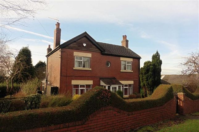 Thumbnail Farm for sale in Luzlow, Bagnall Stoke On Trent, Staffordshire