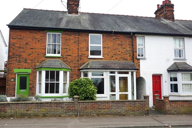 Thumbnail Terraced house for sale in Highbury Road, Hitchin