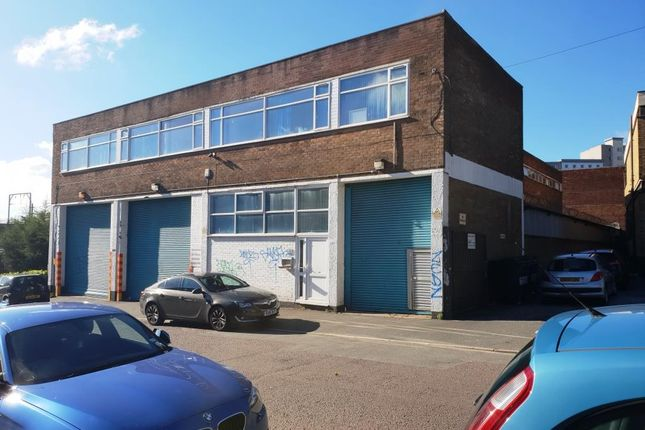 Thumbnail Warehouse to let in St James Place, Birmingham