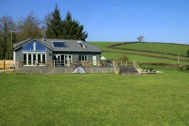 Thumbnail Detached house for sale in Penpol, Lostwithiel