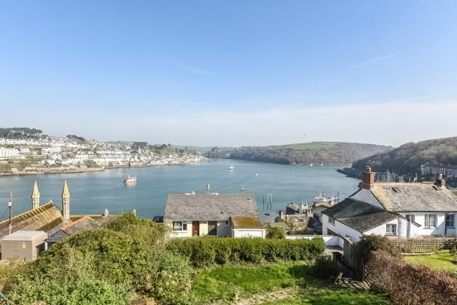 4 bed semi-detached house for sale in Polruan, Fowey, Cornwall