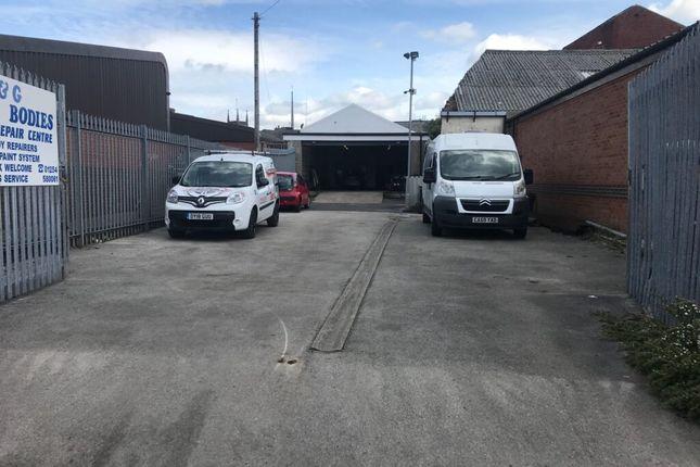 Thumbnail Parking/garage for sale in Tattersall Street, Blackburn