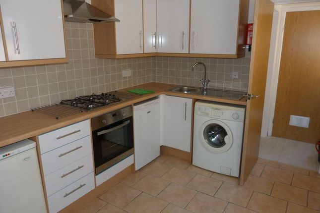 Thumbnail Property to rent in Thesiger Street, Cathays, ( 5 Beds )