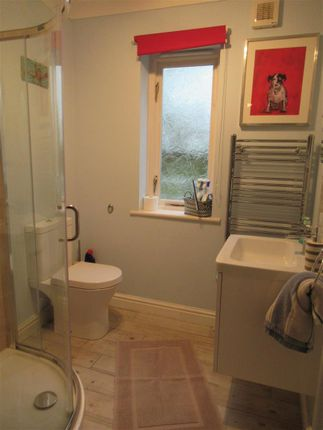Shower Room of East Street, Newport SA42