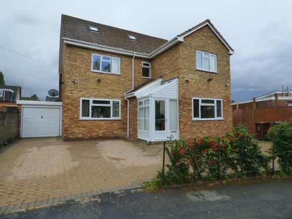 Thumbnail Detached house for sale in Lynmouth Avenue, Abington Vale, Northampton, Northamptonshire
