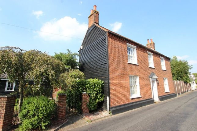 Thumbnail Detached house for sale in High Street, Canewdon, Rochford