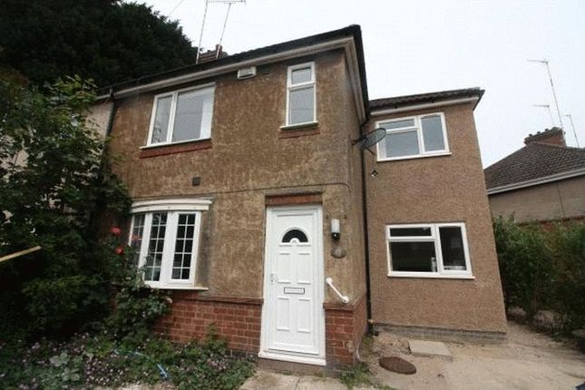 Thumbnail Semi-detached house for sale in Gerard Avenue, Canley, Coventry, West Midlands
