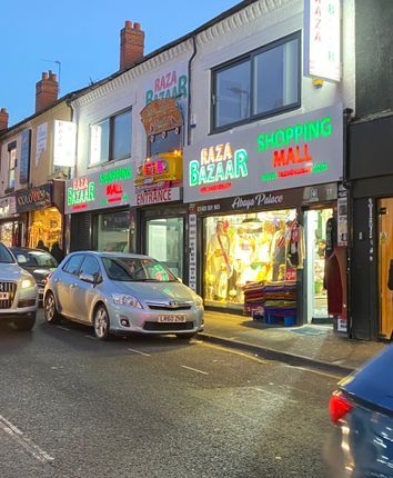 Office for sale in Alum Rock Road, Birmingham