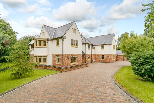 Thumbnail Detached house for sale in Magyar Crescent, Nuneaton