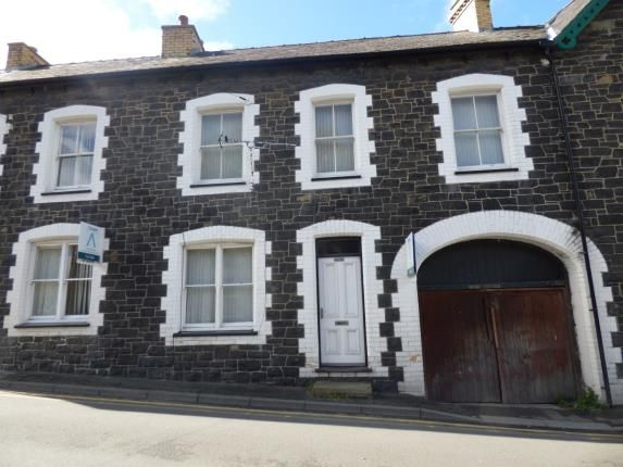 Thumbnail Terraced house for sale in Village Road, Llanfairfechan, Conwy
