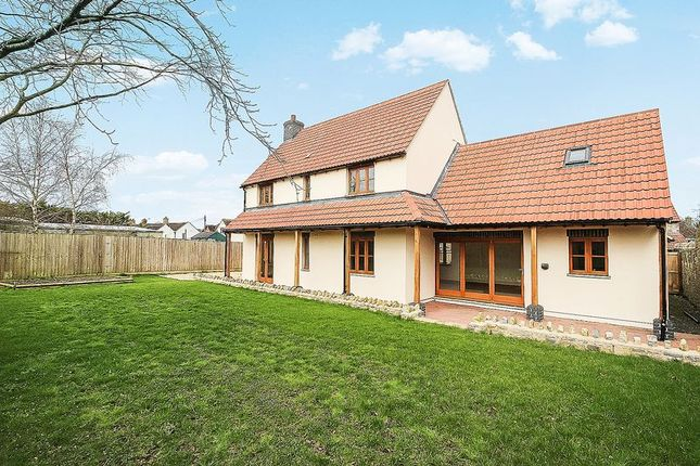 Thumbnail Detached house for sale in Shapwick Road, Westhay, Glastonbury