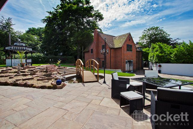Thumbnail Detached house to rent in Butterton, Newcastle-Under-Lyme