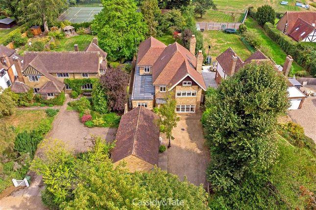 Thumbnail Detached house for sale in Townsend Drive, St Albans, Hertfordshire