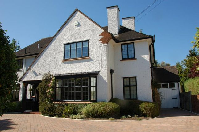 Thumbnail Detached house to rent in Ashwood Road, Woking